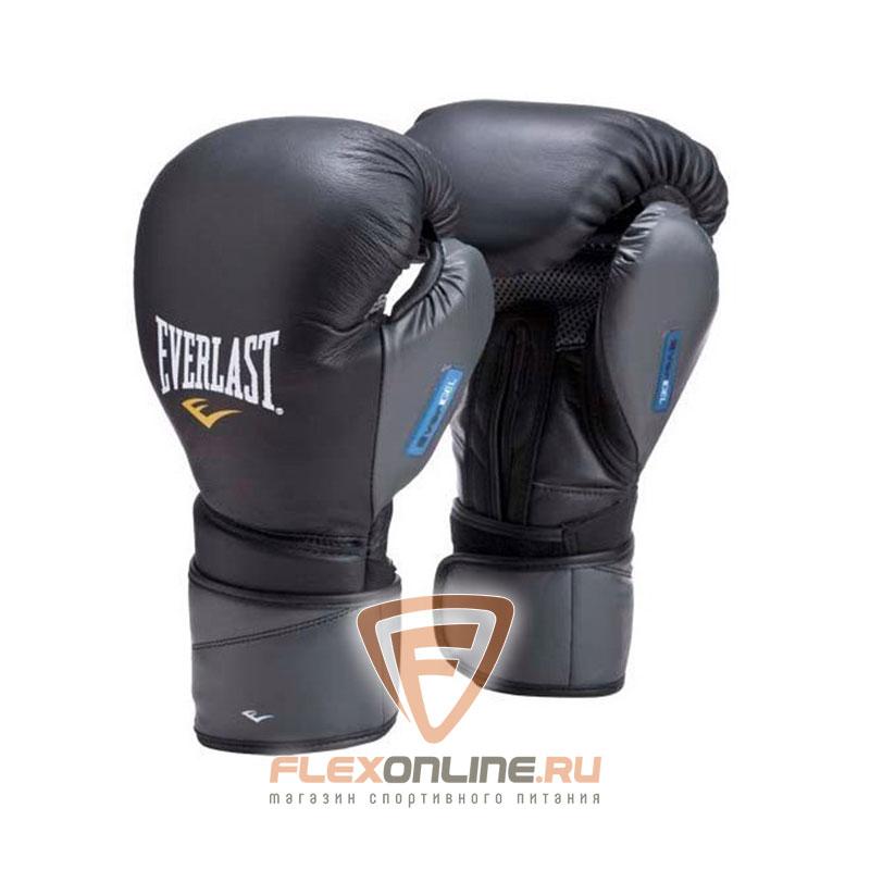 Боксерские перчатки Перчатки боксерские тренировочные Protex2 Gel 14 унций L/XL от Everlast