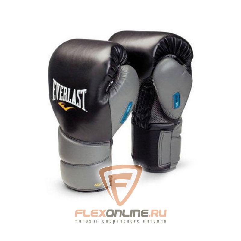 Боксерские перчатки Перчатки боксерские тренировочные Protex2GL 12 унций  L/XL от Everlast
