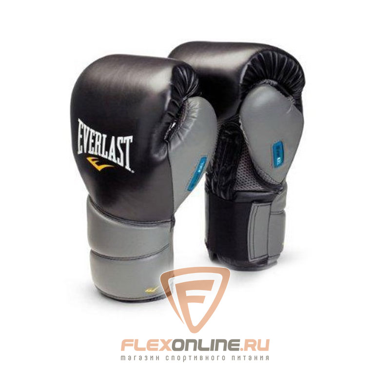 Боксерские перчатки Перчатки боксерские тренировочные Protex2GL 16 унций L/XL от Everlast