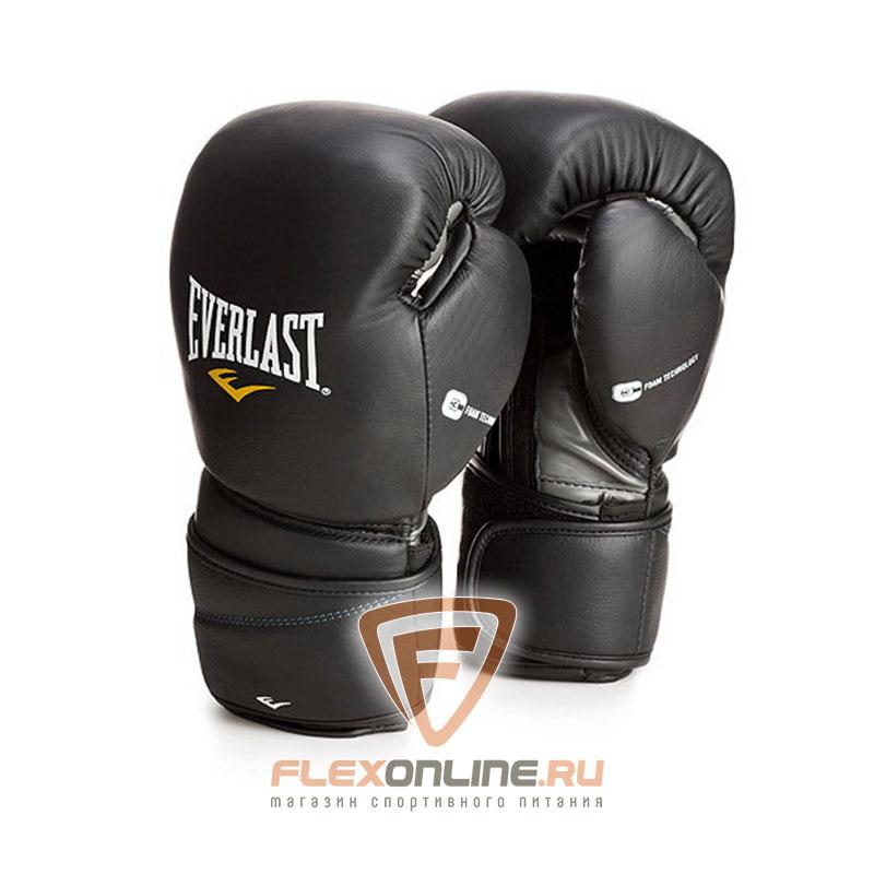 Боксерские перчатки Перчатки боксерские тренировочные Protex2L 16 унций L/XL от Everlast