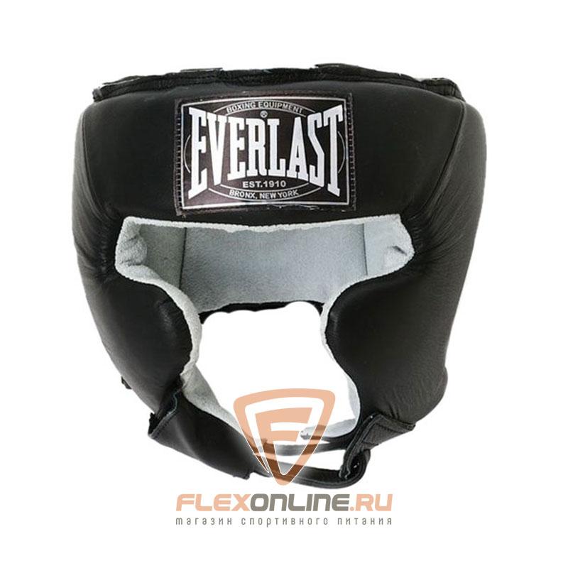 Шлемы Боксерский шлем тренировочный USA Boxing Cheek S чёрный от Everlast