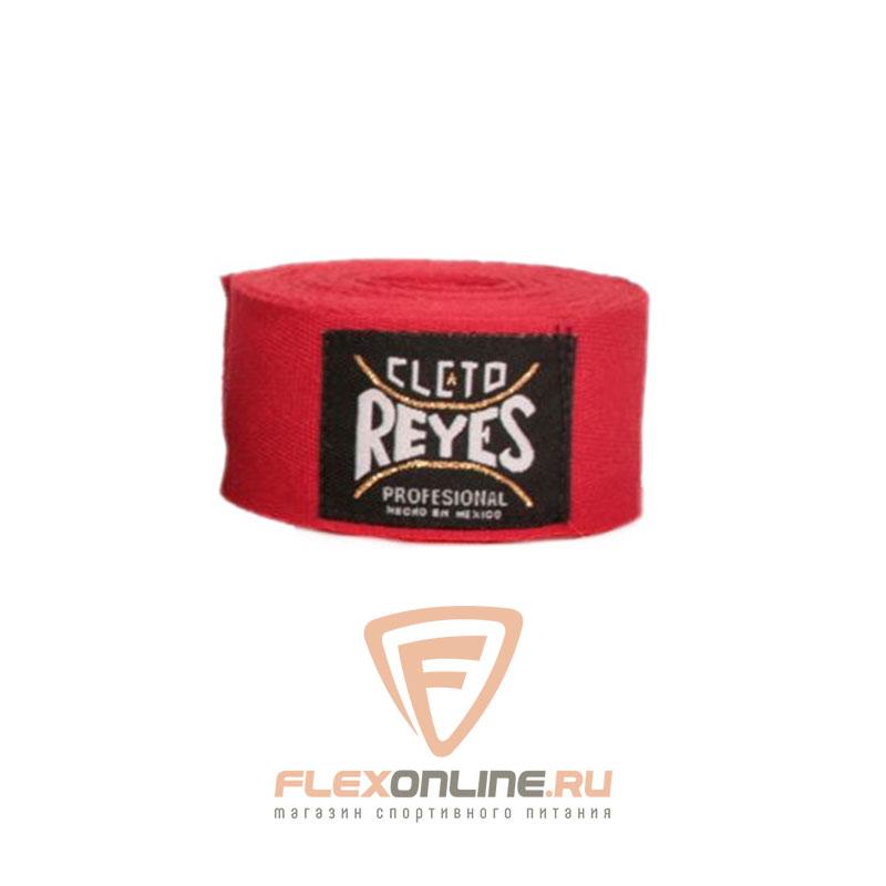 Бинты Боксерские бинты красные от Cleto Reyes