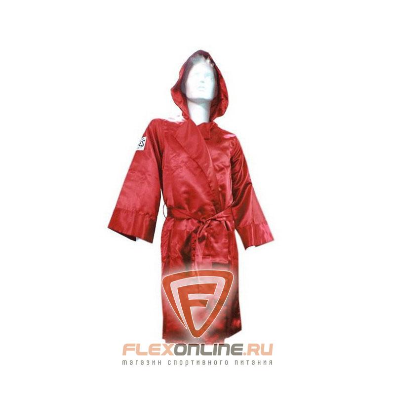 Одежда Боксерский халат красный от Cleto Reyes