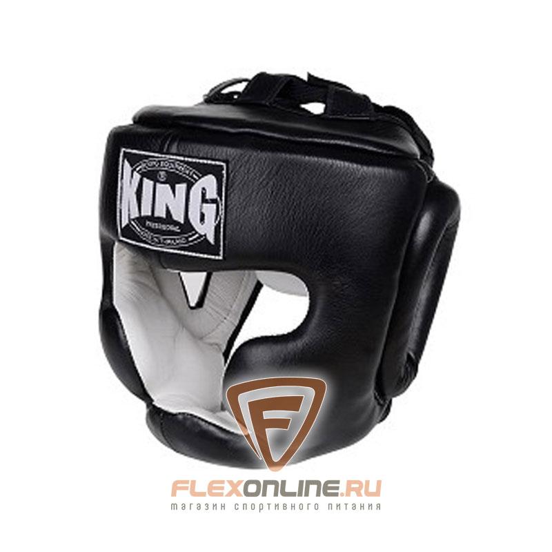 Шлемы Шлем тренировочный L чёрный от King