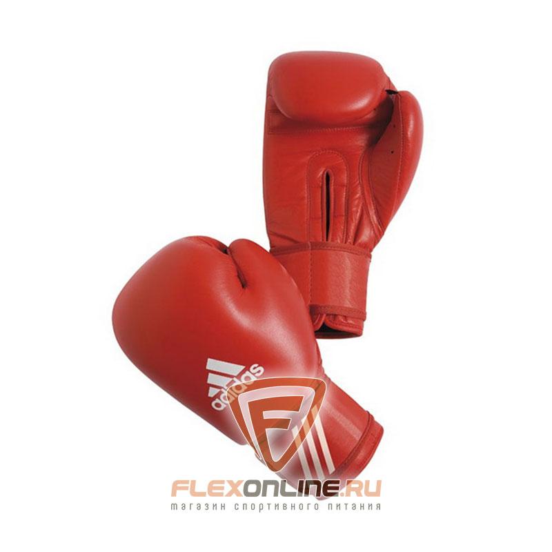 Боксерские перчатки Перчатки боксерские Сertifited 10 красные от Adidas