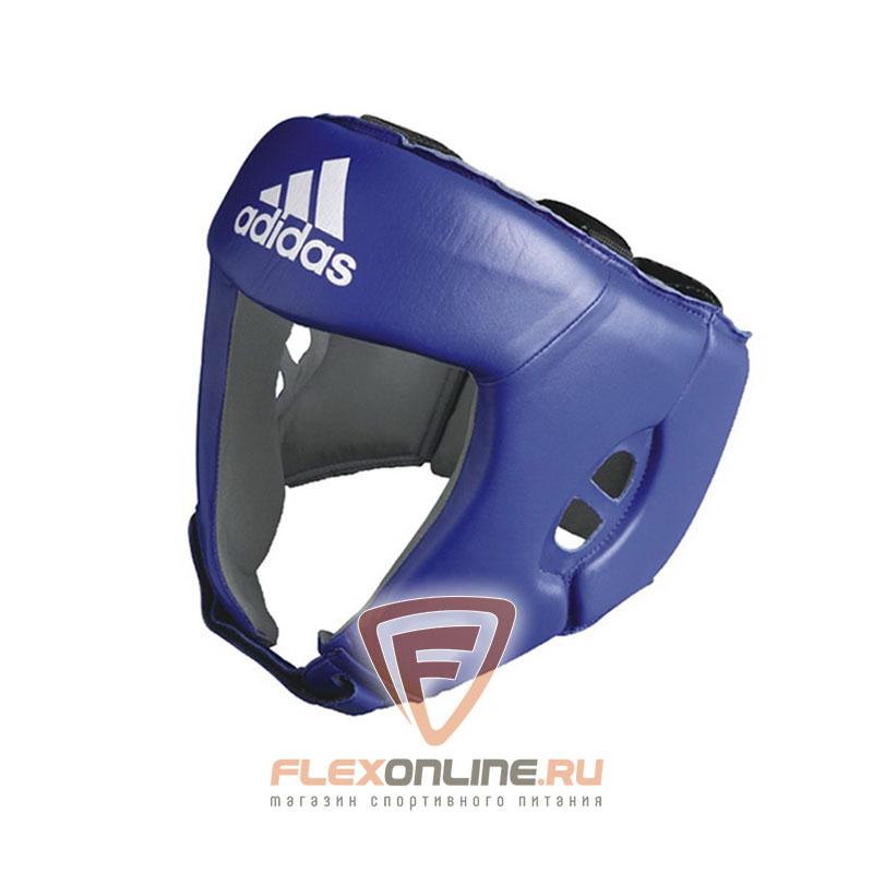 Шлемы Шлем боксерский для соревнований синий от Adidas