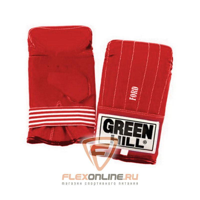 Cнарядные перчатки Перчатки боксерские FORD от Green Hill