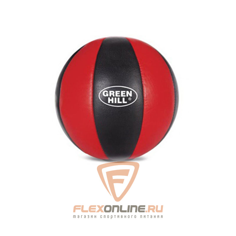 Медицинболы Мяч медицинбол 2 кг от Green Hill