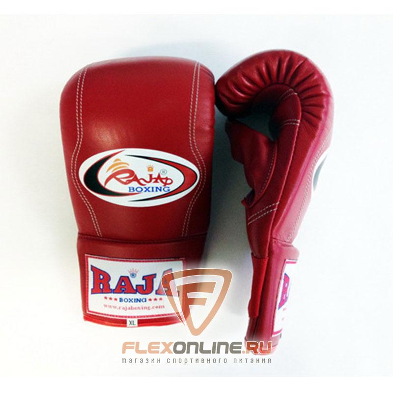 Cнарядные перчатки Перчатки снарядные на резинке S красные от Raja