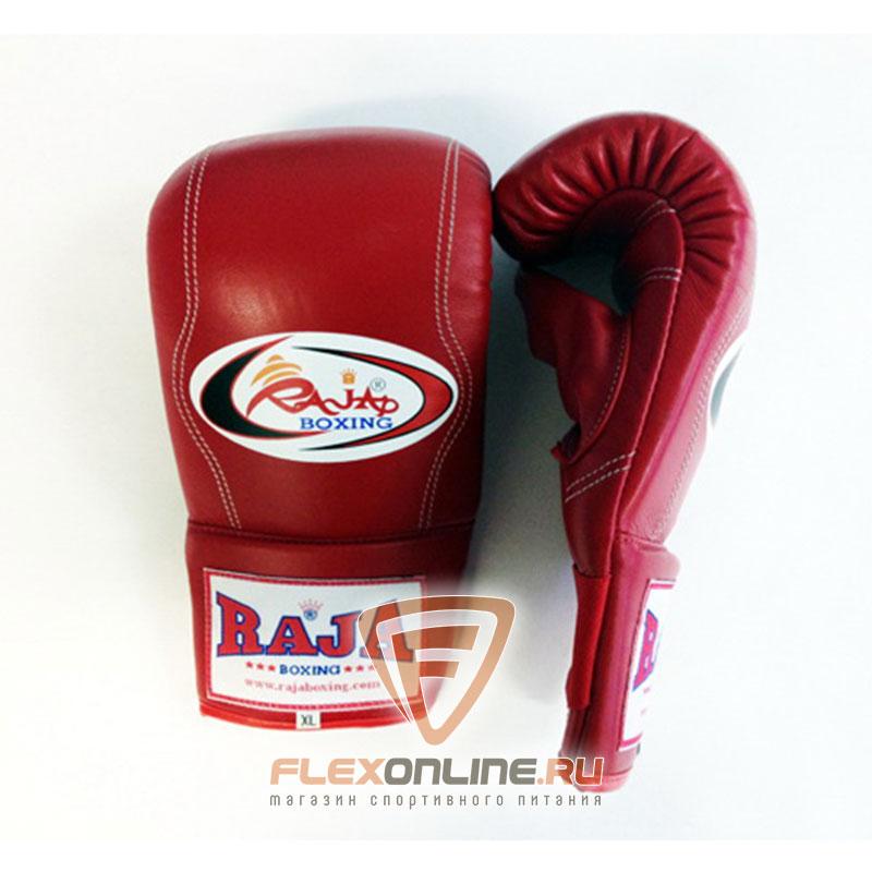 Cнарядные перчатки Перчатки снарядные на резинке M красные от Raja