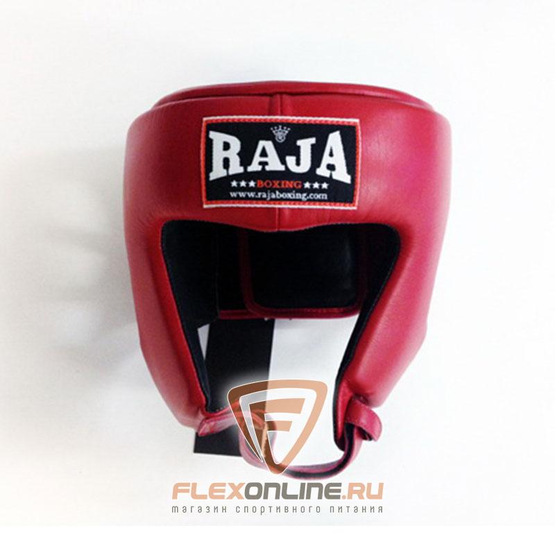 Шлемы Боксёрский шлем соревновательный XL красный от Raja