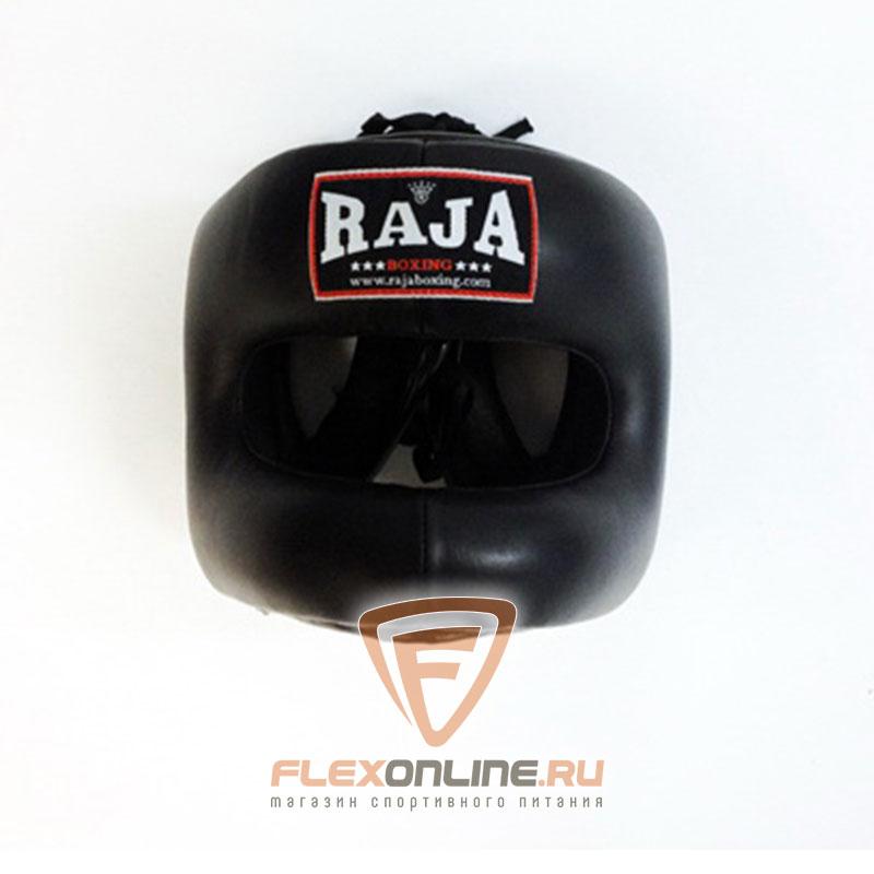 Шлемы Боксёрский шлем тренировочный закрытый M от Raja