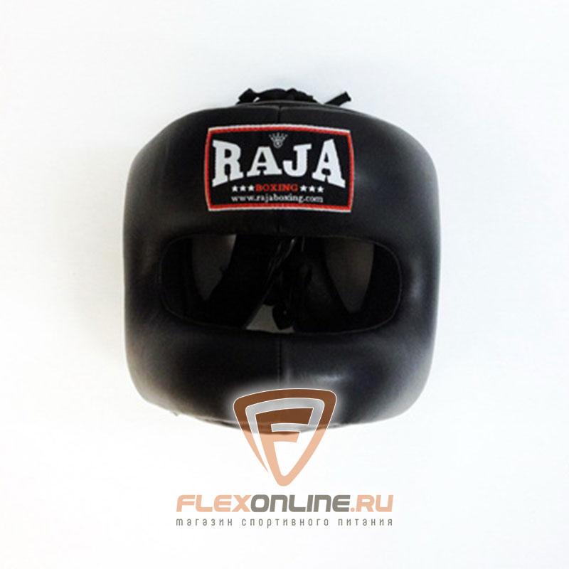 Шлемы Боксёрский шлем тренировочный закрытый L от Raja