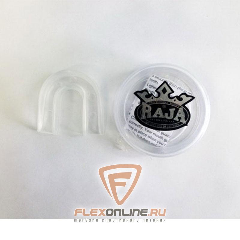 Капы Боксёрская капа белая от Raja