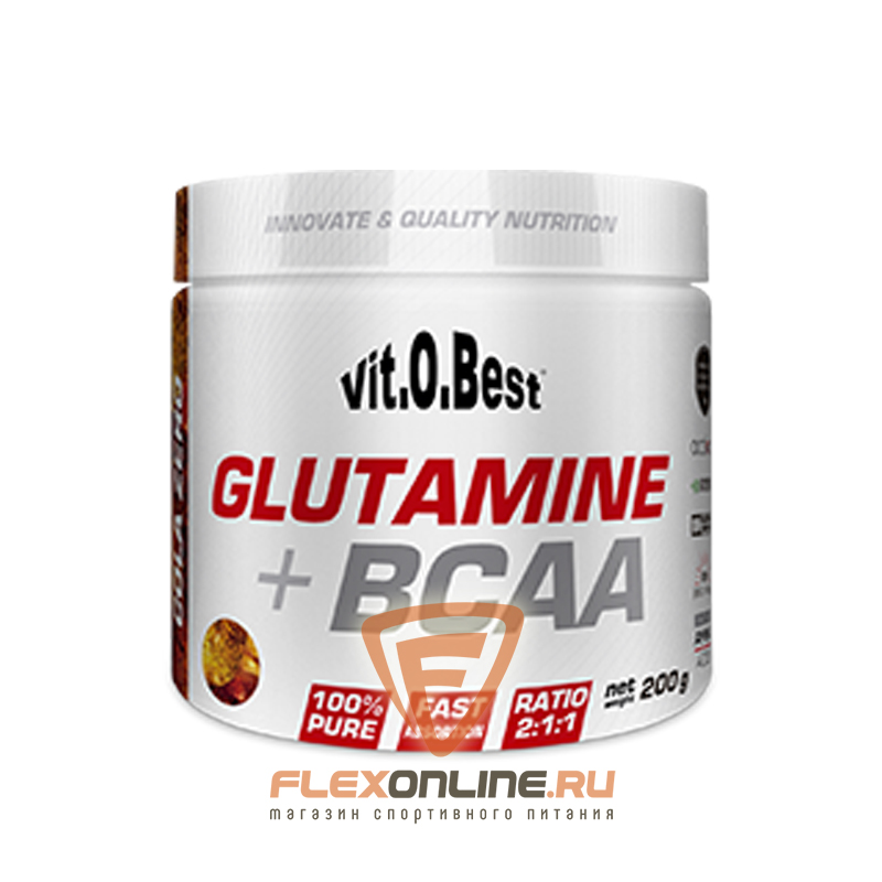 Vit.O.Best Glutamine + BCAA Complex