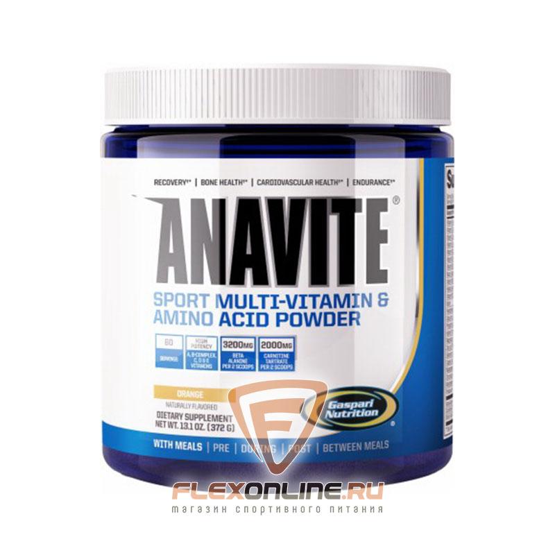 Витамины Anavite Powder от Gaspari