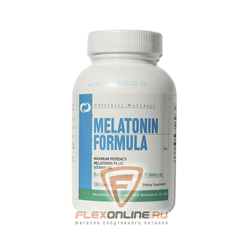 Прочие продукты Melatonin Formula от Universal