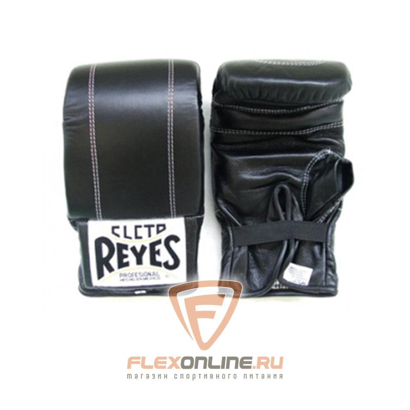 Cнарядные перчатки Перчатки снарядные на липучке L чёрные от Cleto Reyes