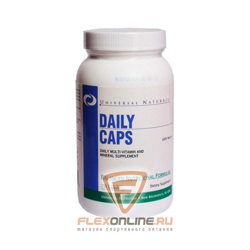 Витамины Daily Caps от Universal
