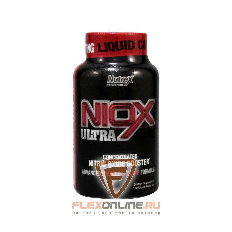 Предтреники NIOX Ultra от Nutrex
