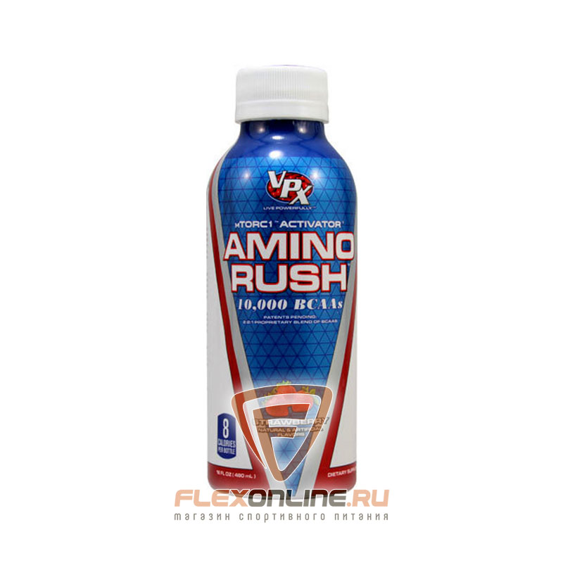Напитки Amino Rush RTD от VPX