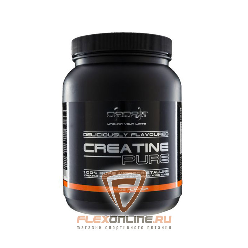 Nanox Creatine Pure Orange