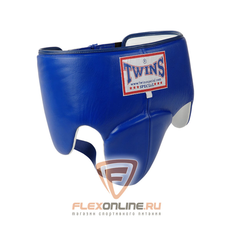 Защита тела Бандаж с поясом L синий от Twins