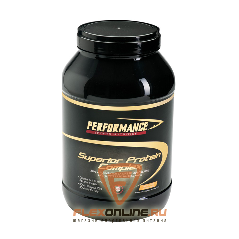 Performance Superior Protein Complex