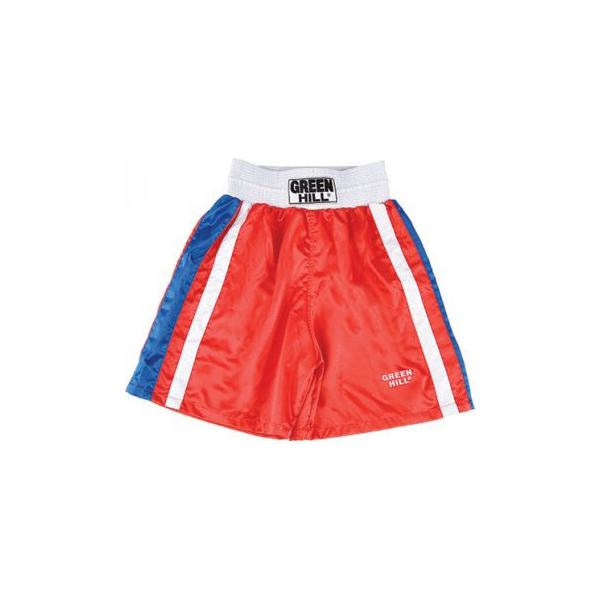 Одежда Трусы боксёрские OLIMPIC красные от Green Hill