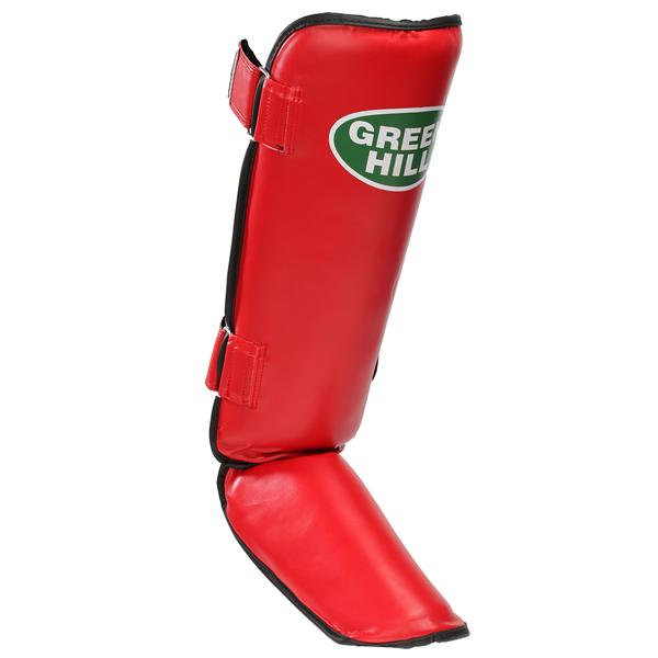 Защита тела Защита голень-стопа GUARD красный от Green Hill