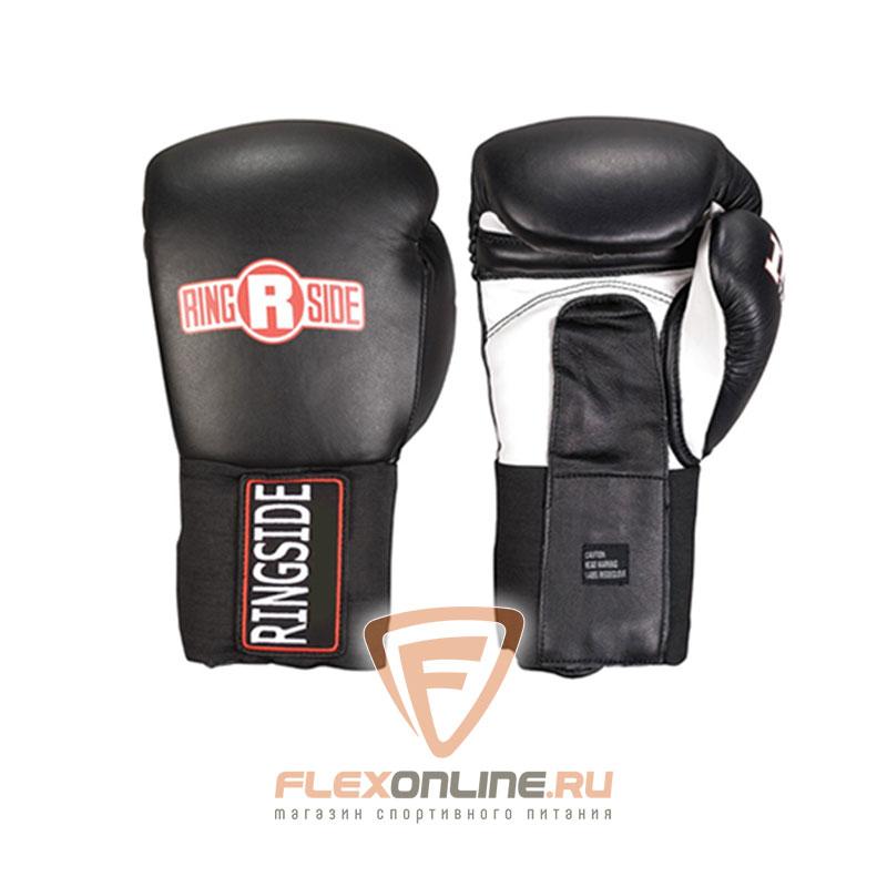 Боксерские перчатки Боксерские перчатки тренировочные 14 унций черные от Ringside