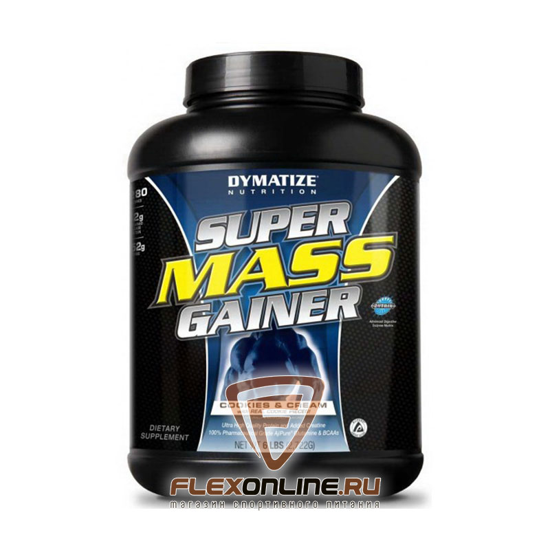 Гейнер Super Mass Gainer от Dymatize