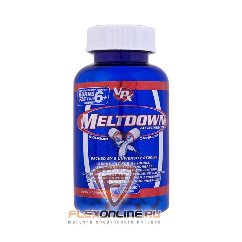 Жиросжигатели Meltdown от VPX