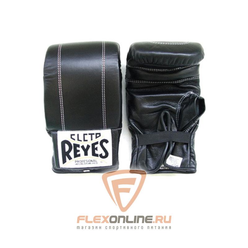 Cнарядные перчатки Перчатки снарядные на резинке M чёрные от Cleto Reyes