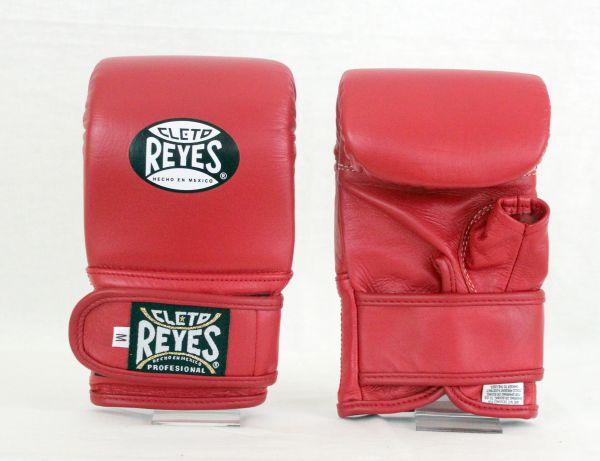 Cнарядные перчатки Перчатки снарядные на липучке L красные от Cleto Reyes