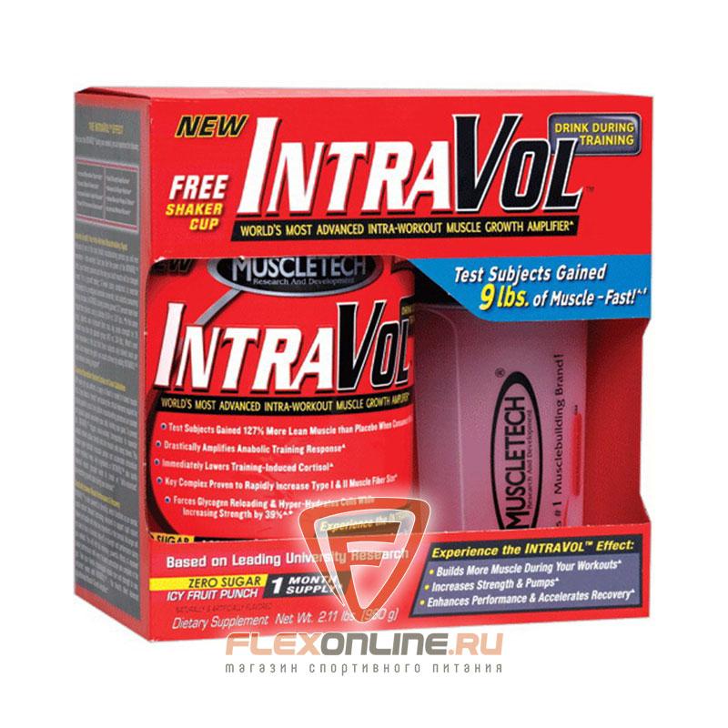 Прочие продукты IntraVol от MuscleTech
