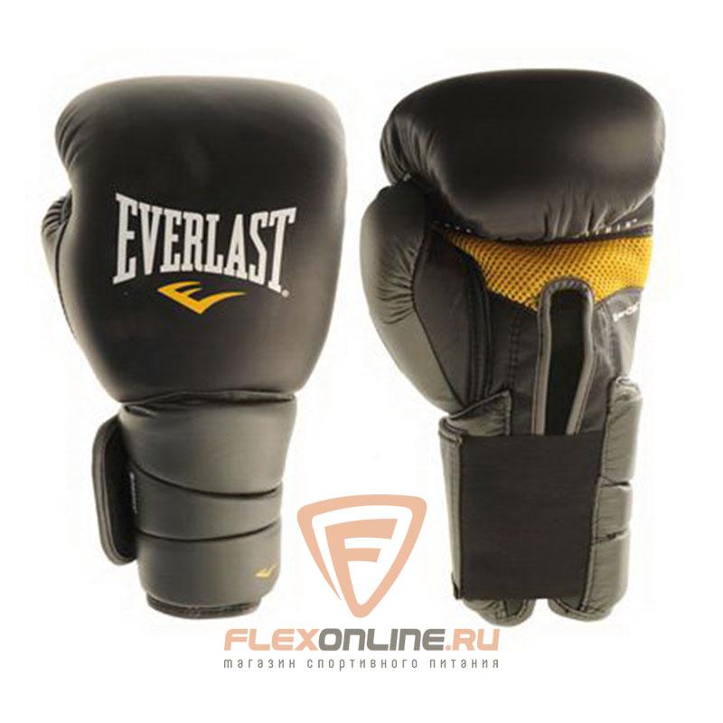 Боксерские перчатки Перчатки боксерские тренировочные Protex3GV 12 унций S/M от Everlast