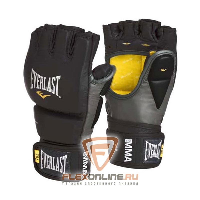 Перчатки MMA Перчатки MMA Grappling S/M чёрные от Everlast