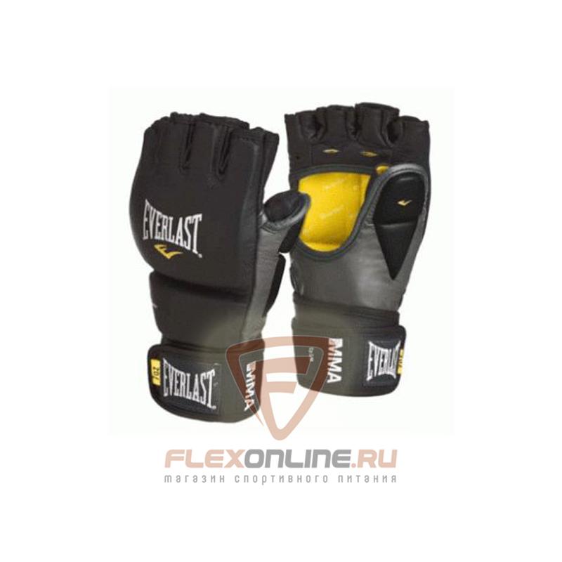 Перчатки MMA Перчатки MMA Grappling S/M красные от Everlast