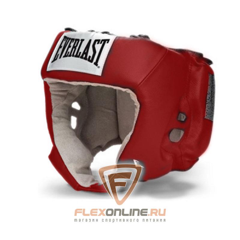 Шлемы Боксерский шлем соревновательный USA Boxing S красный от Everlast