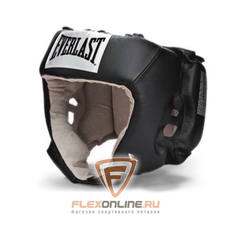 Шлемы Боксерский шлем соревновательный USA Boxing L чёрный от Everlast