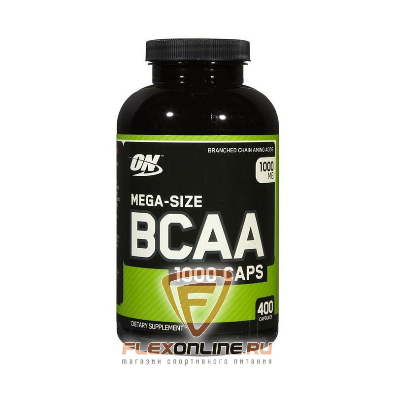 BCAA BCAA 1000 Caps от Optimum Nutrition