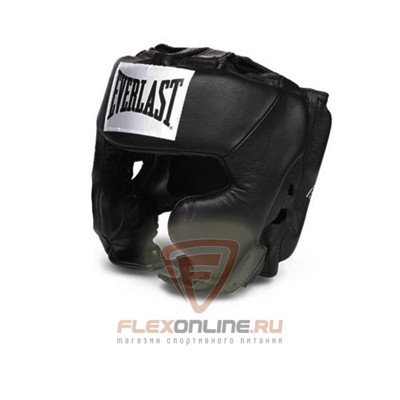 Шлемы Боксерский шлем тренировочный Pro Traditional XL чёрный от Everlast