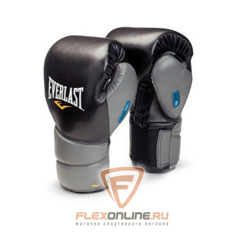 Боксерские перчатки Перчатки боксерские тренировочные Protex2GL 14 унций S/M от Everlast