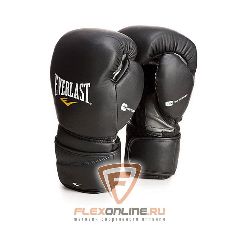 Боксерские перчатки Перчатки боксерские тренировочные Protex2L 12 унций S/M от Everlast