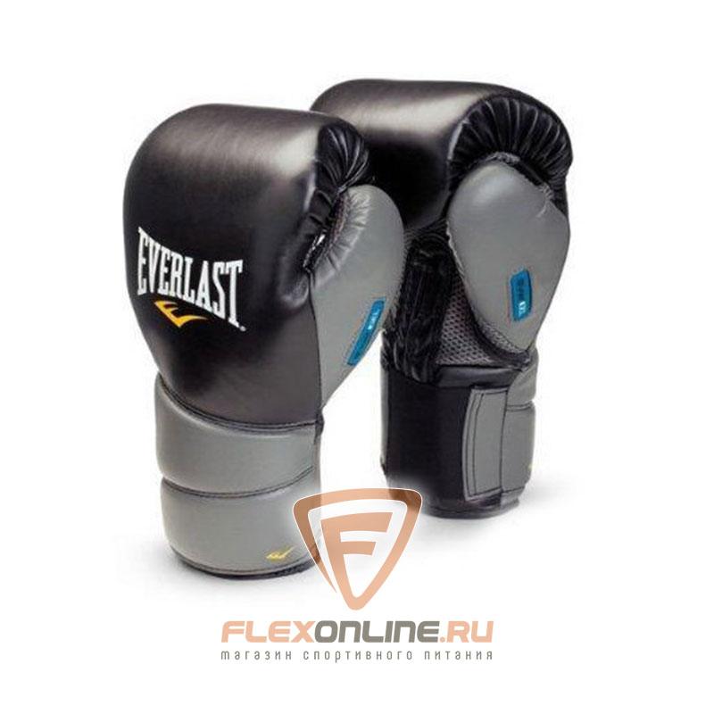 Боксерские перчатки Перчатки боксерские тренировочные Protex2GL 10 унций S/M от Everlast