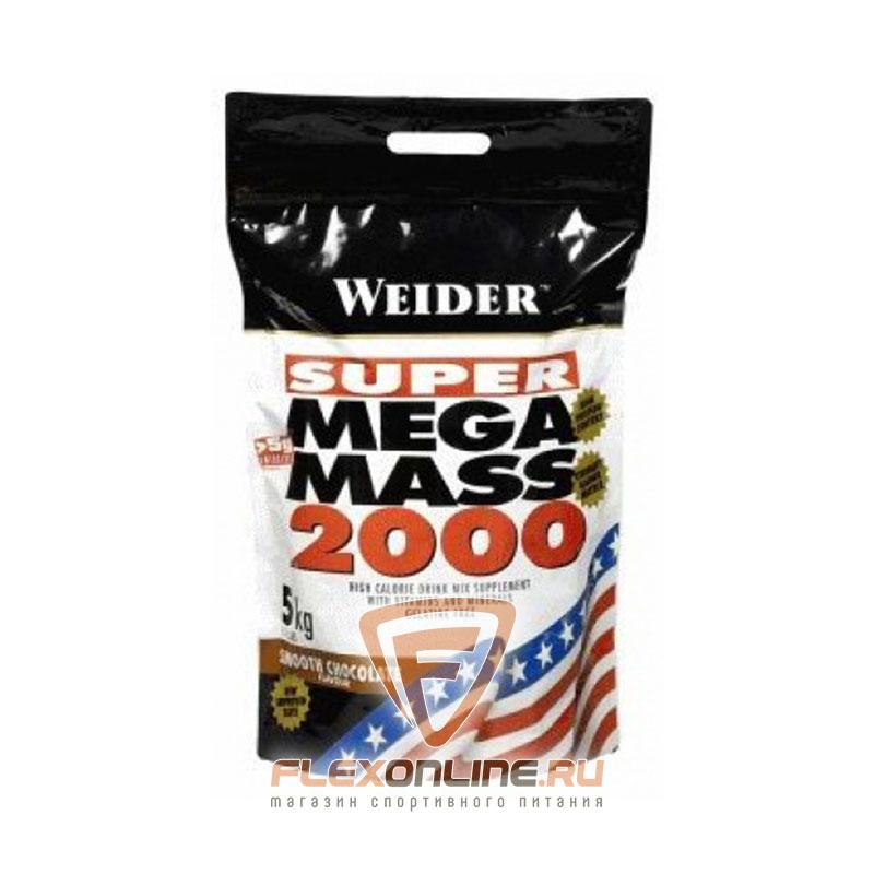 Гейнер Mega Mass 2000 от Weider