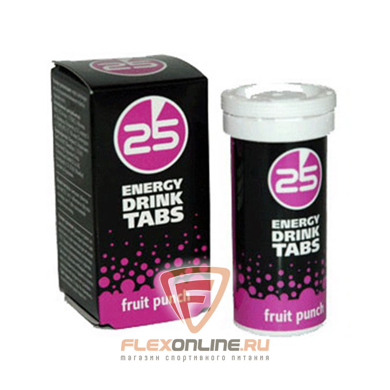 25 час Energy Drink Tabs
