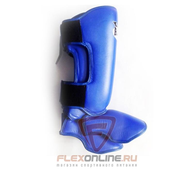 Защита тела Защита голени XL синяя от Raja