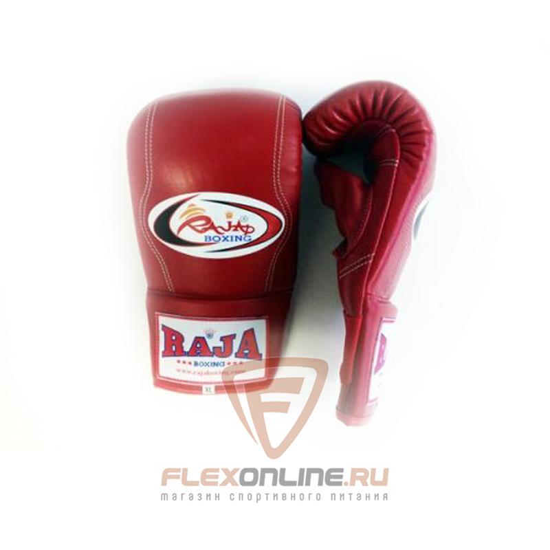 Cнарядные перчатки Перчатки снарядные на резинке L красные от Raja